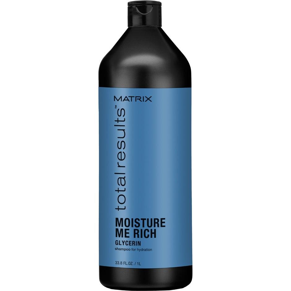 Matrix Total Results Moisture Me Rich Shampoo, 1000 ml Matrix Shampoo