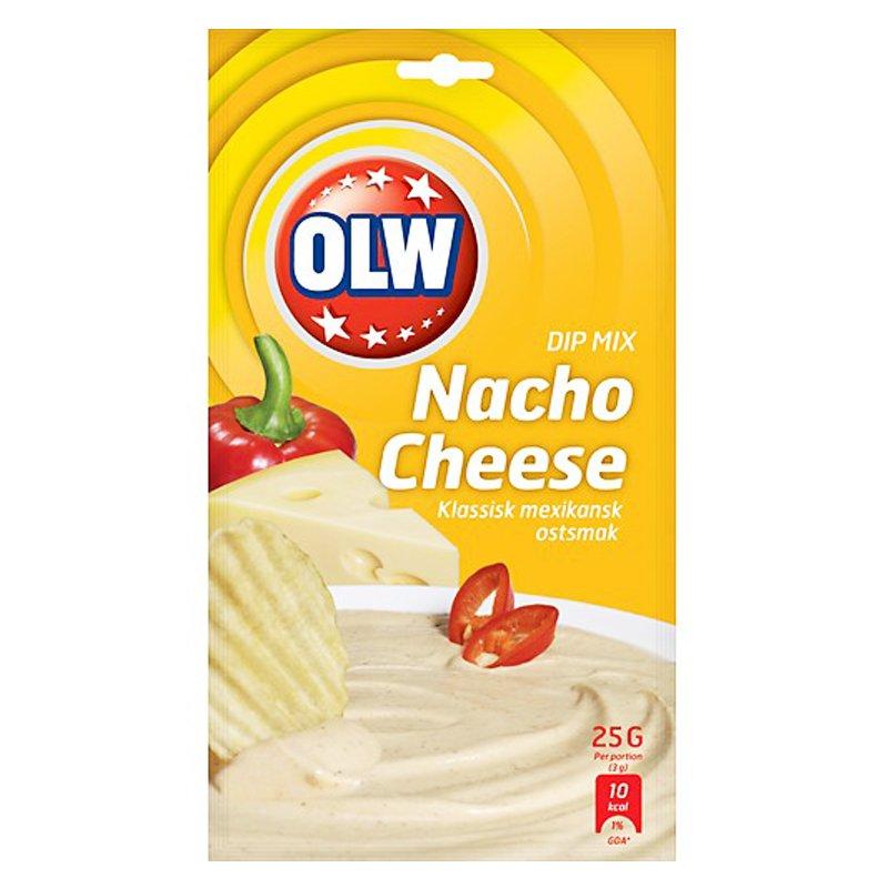 "Dippiainekset ""Nacho Cheese"" 25 g - 51% alennus"