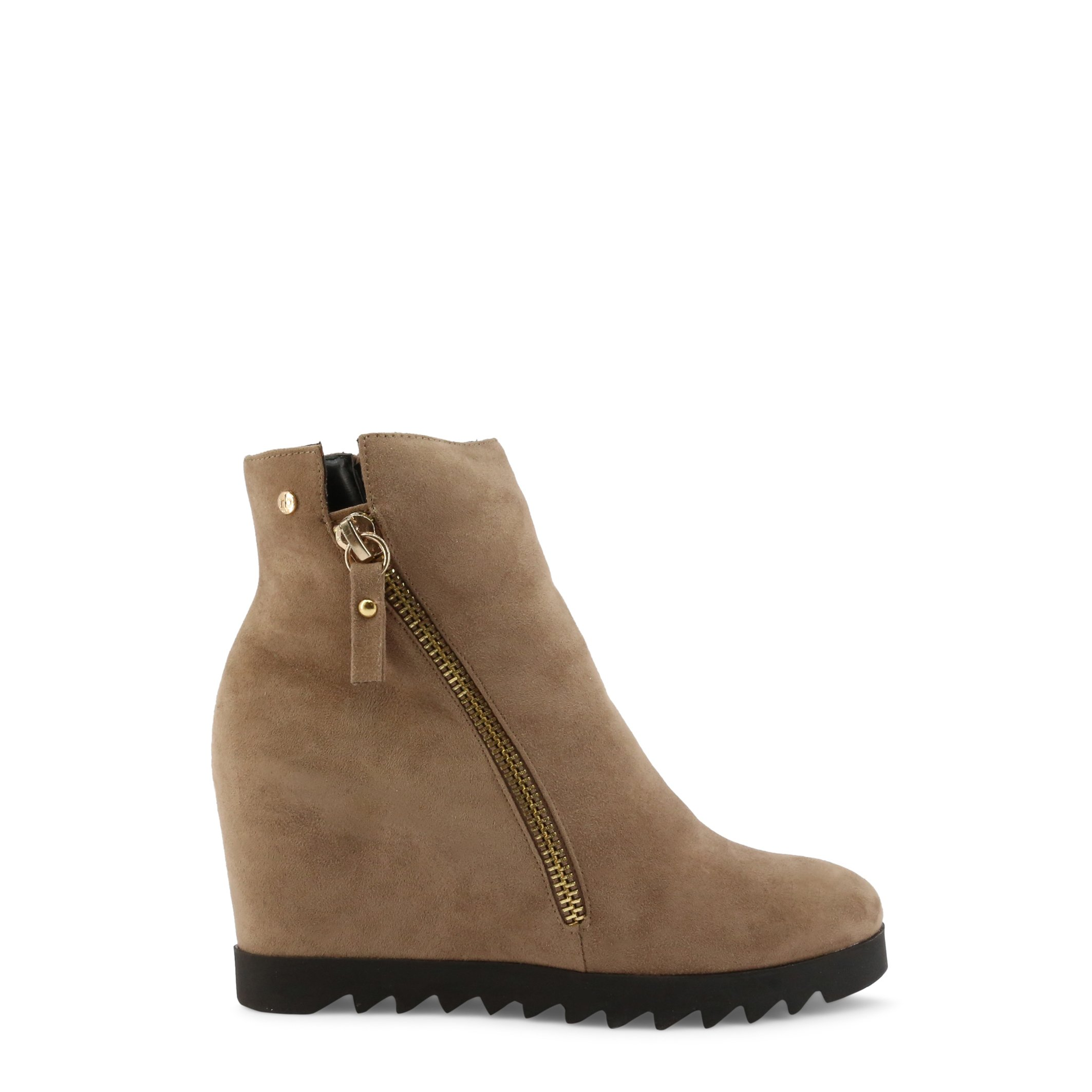 Roccobarocco Women's Ankle Boot Various Colours RBSC0CP02CAM - brown-1 EU 36