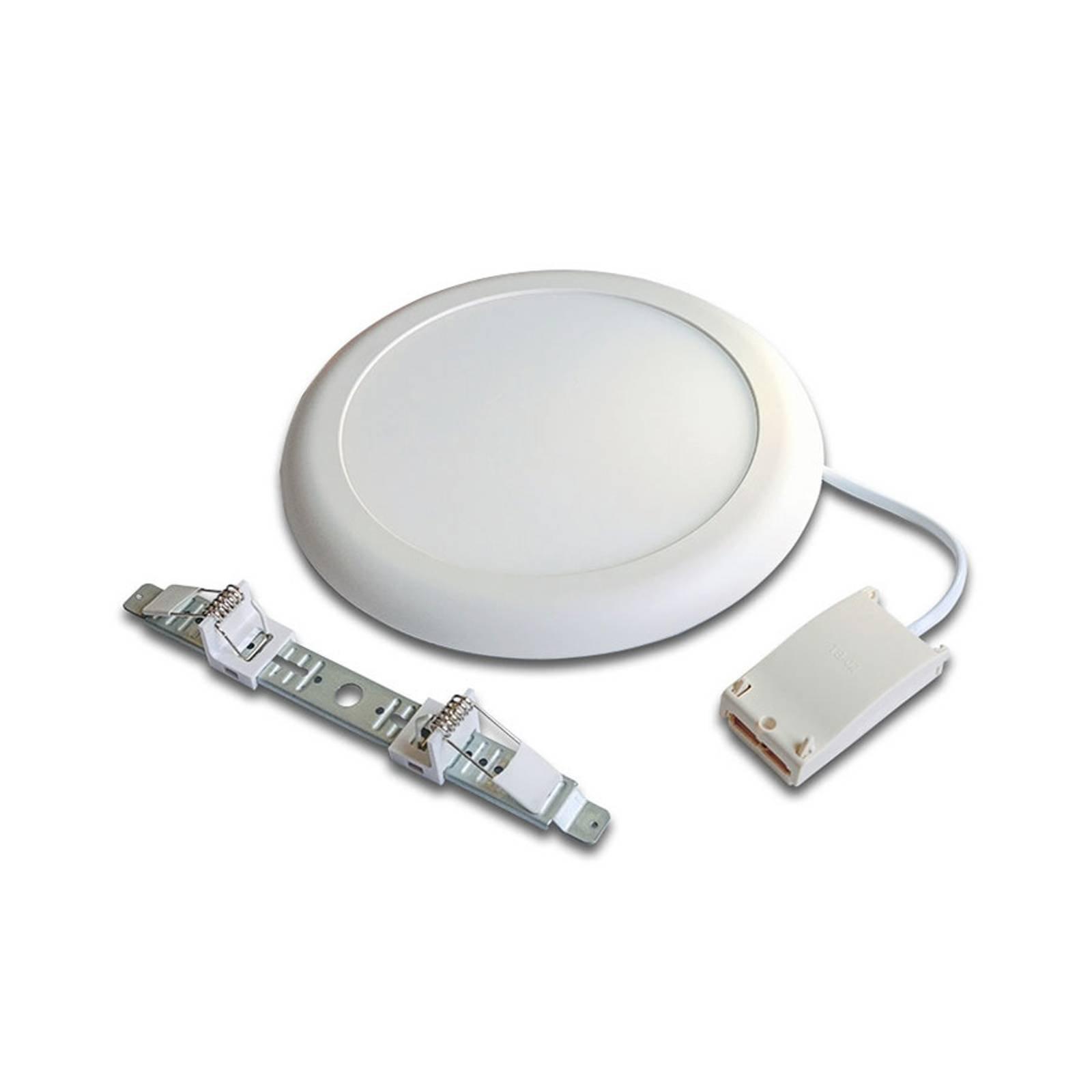 LED-pære FR 65/205, inn-/påmontert, hvit, 4 000 K