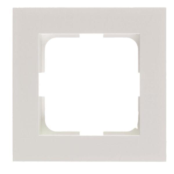 Elko Plus Yhdistelmäkehys valkoinen 1-lokeroinen