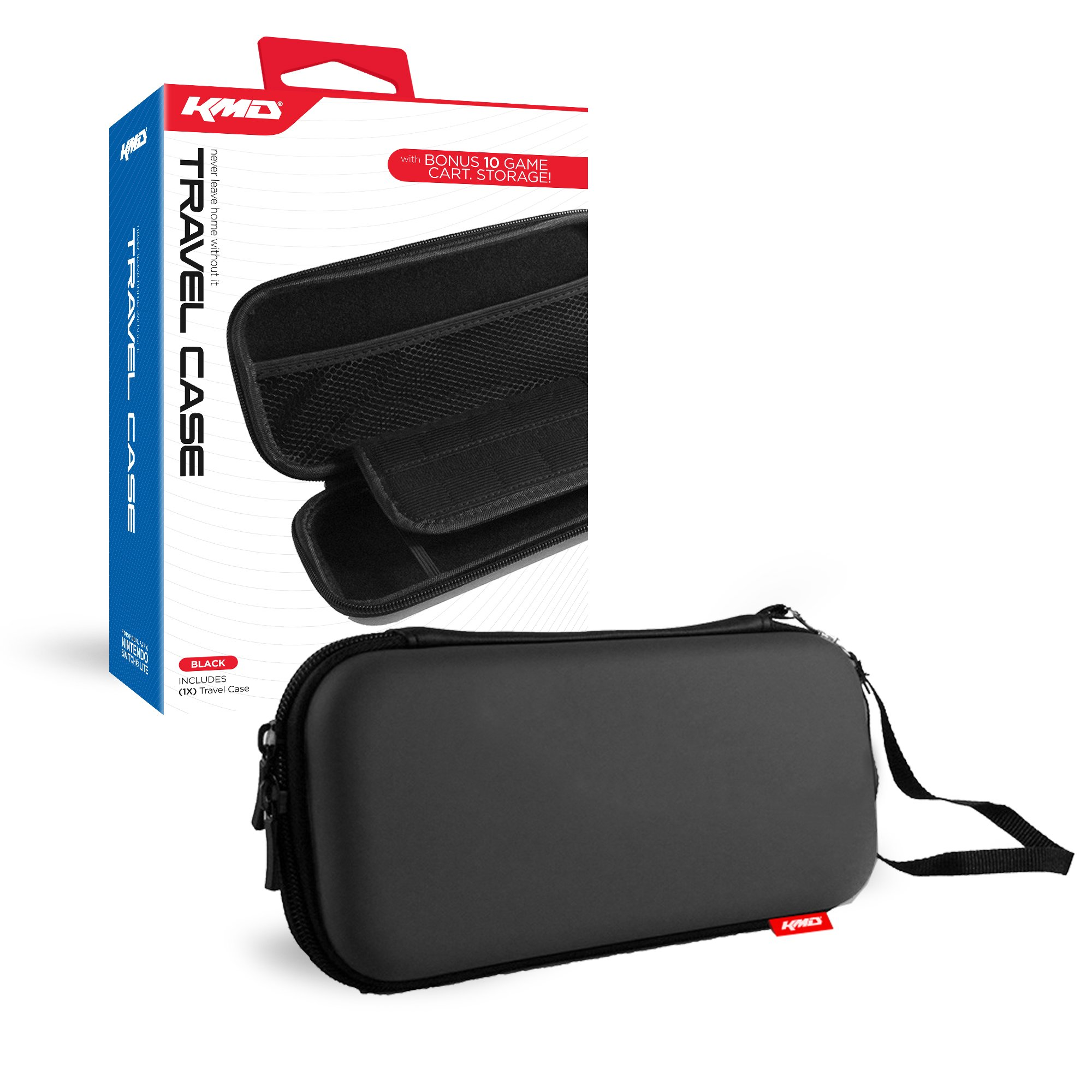 KMD Switch Lite Console Travel Case