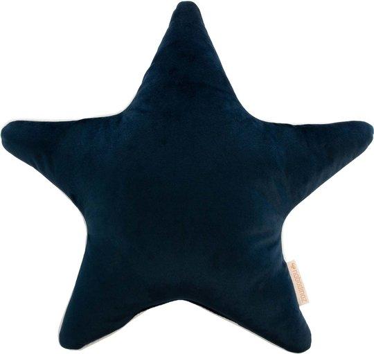 Nobodinoz Aristote Pute Velvet Stjerne, Blå