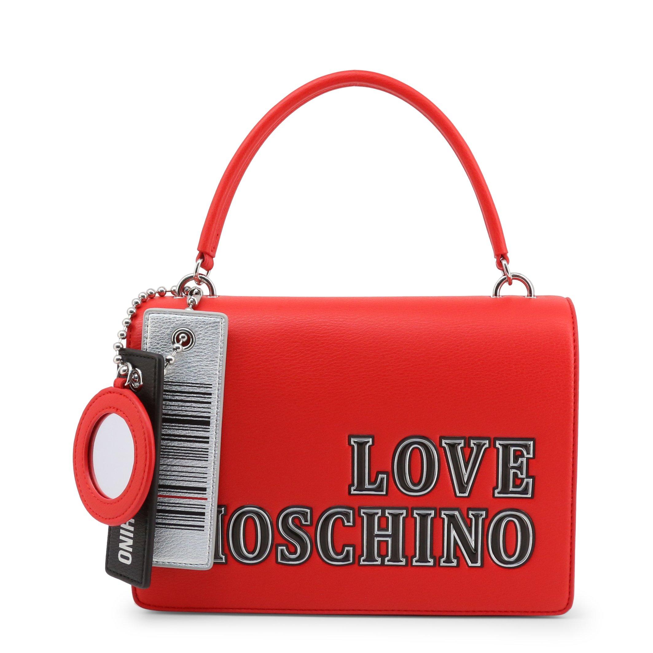 Love Moschino Women's Handbag Various Colours JC4238PP0BKG - red NOSIZE