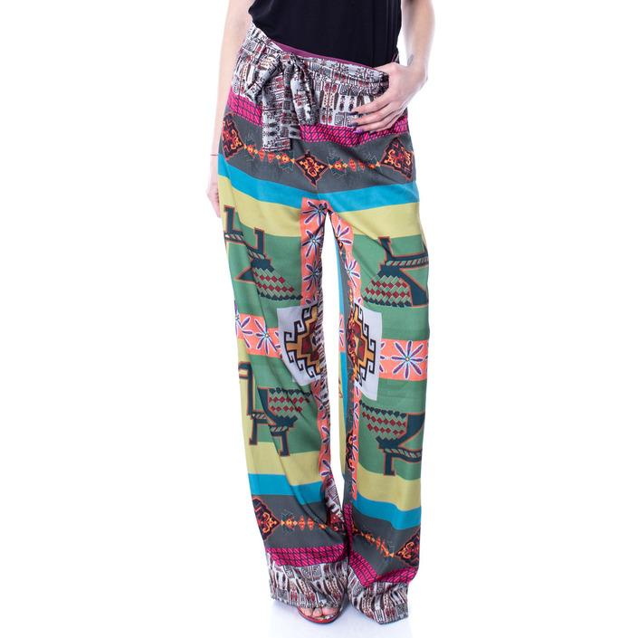 Desigual Women's Trouser Multicolor 166516 - multicolor 36