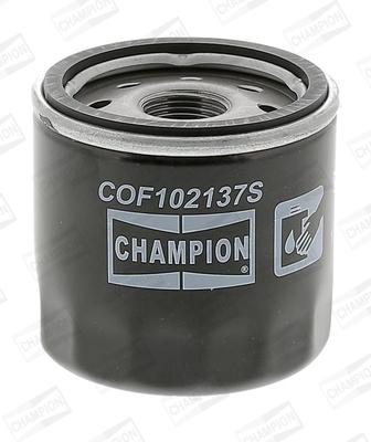 Öljynsuodatin CHAMPION COF102137S