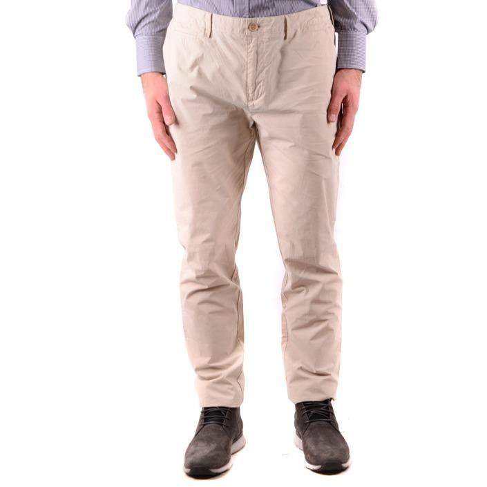 Burberry Men's Trouser Beige 164991 - beige 38