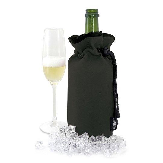 Pulltex - Champagnekylare Svart