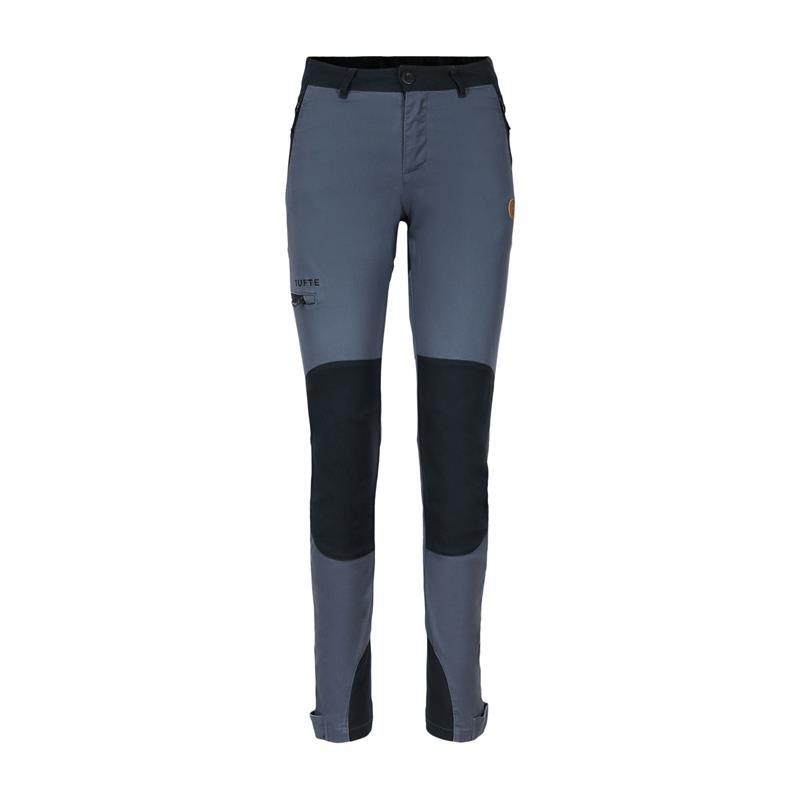 Tufte Womens Alke Pants XL Bukse, dame, Vintage Indigo/Sky Captain