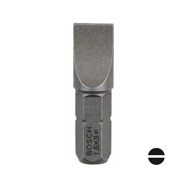 Bosch S Skrubits S1,6x8,0 3-pakn. 25mm