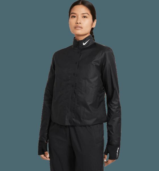 Nike W Nsw Inflatable Jkt Amd Jackor BLACK/WHITE