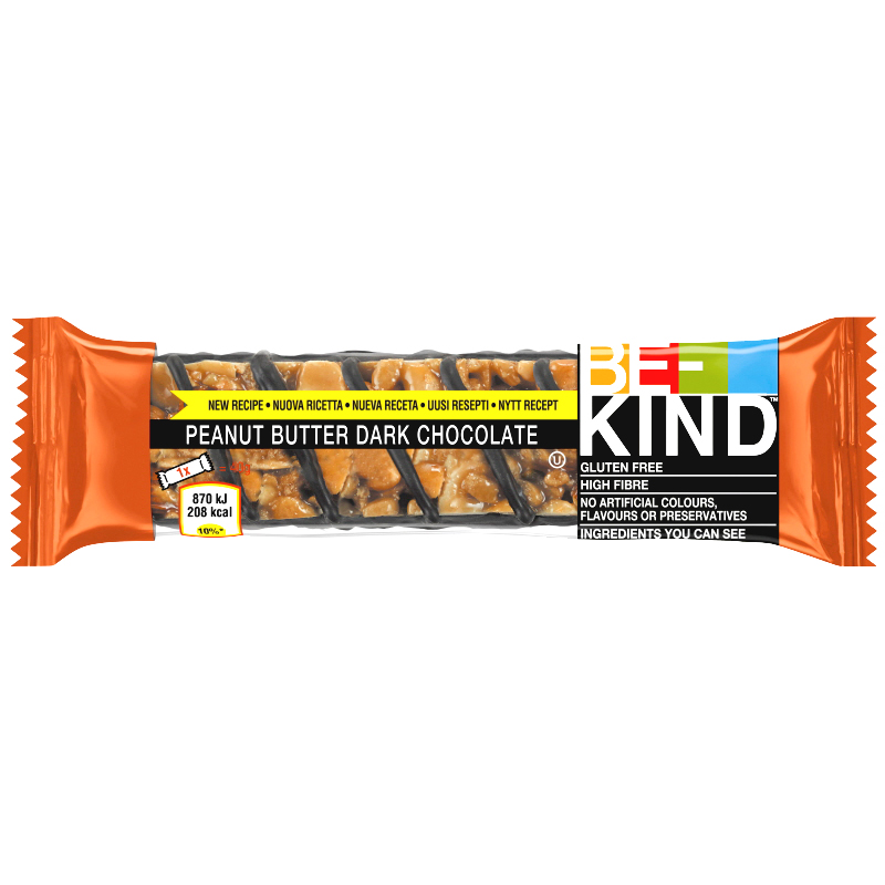 Pähkinäpatukka Maapähkinävoi & Tumma Suklaa - 26% alennus
