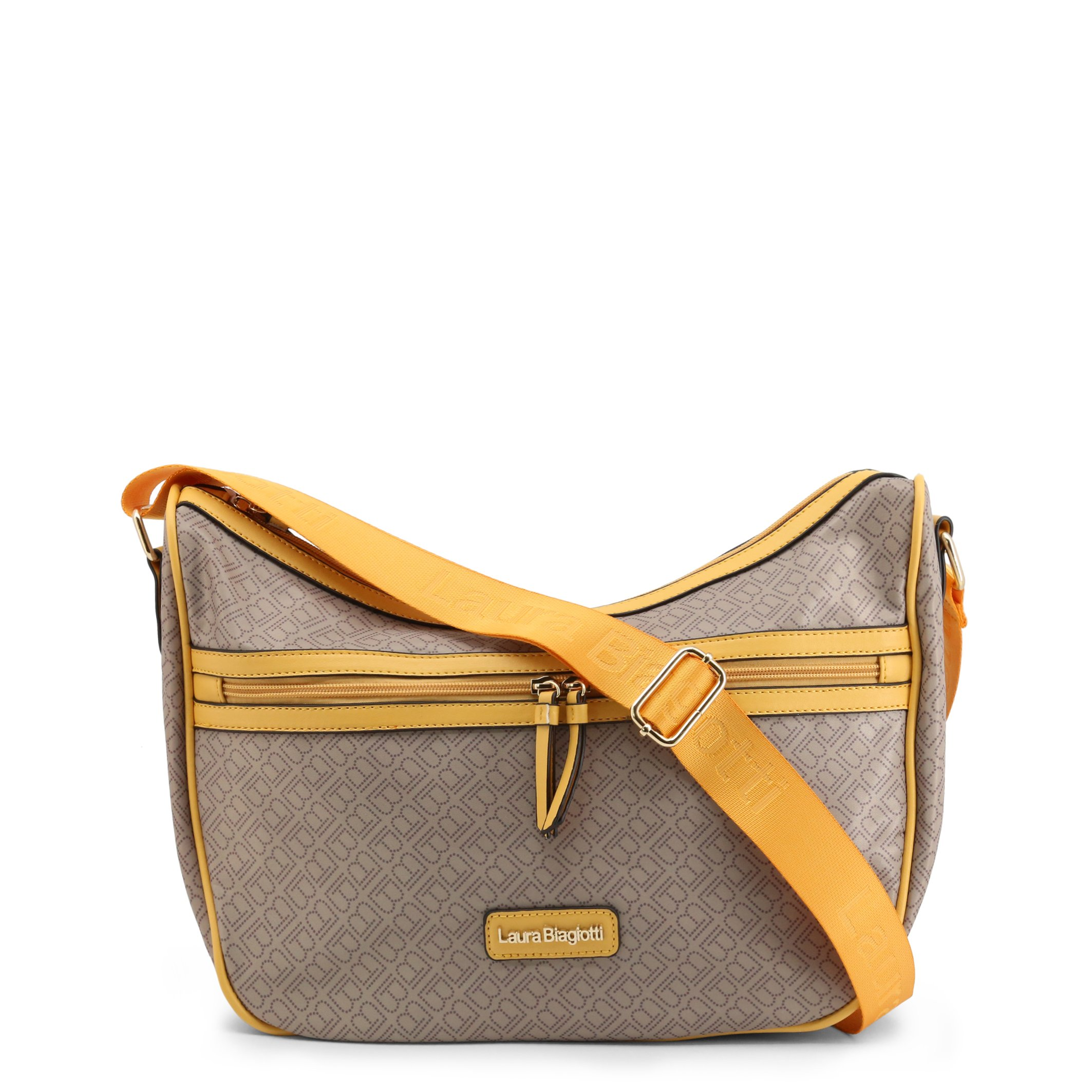 Laura Biagiotti Women's Crossbody Bag Brown Thia-105-11 - brown-1 NOSIZE