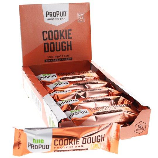 Proteinbars Cookie Dough 12-pack - 38% rabatt