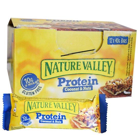 Proteinbars Coconut & Almond 12-pack - 74% rabatt