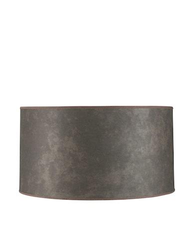 SHADE CYLINDER MEDIUM Leather Taupe
