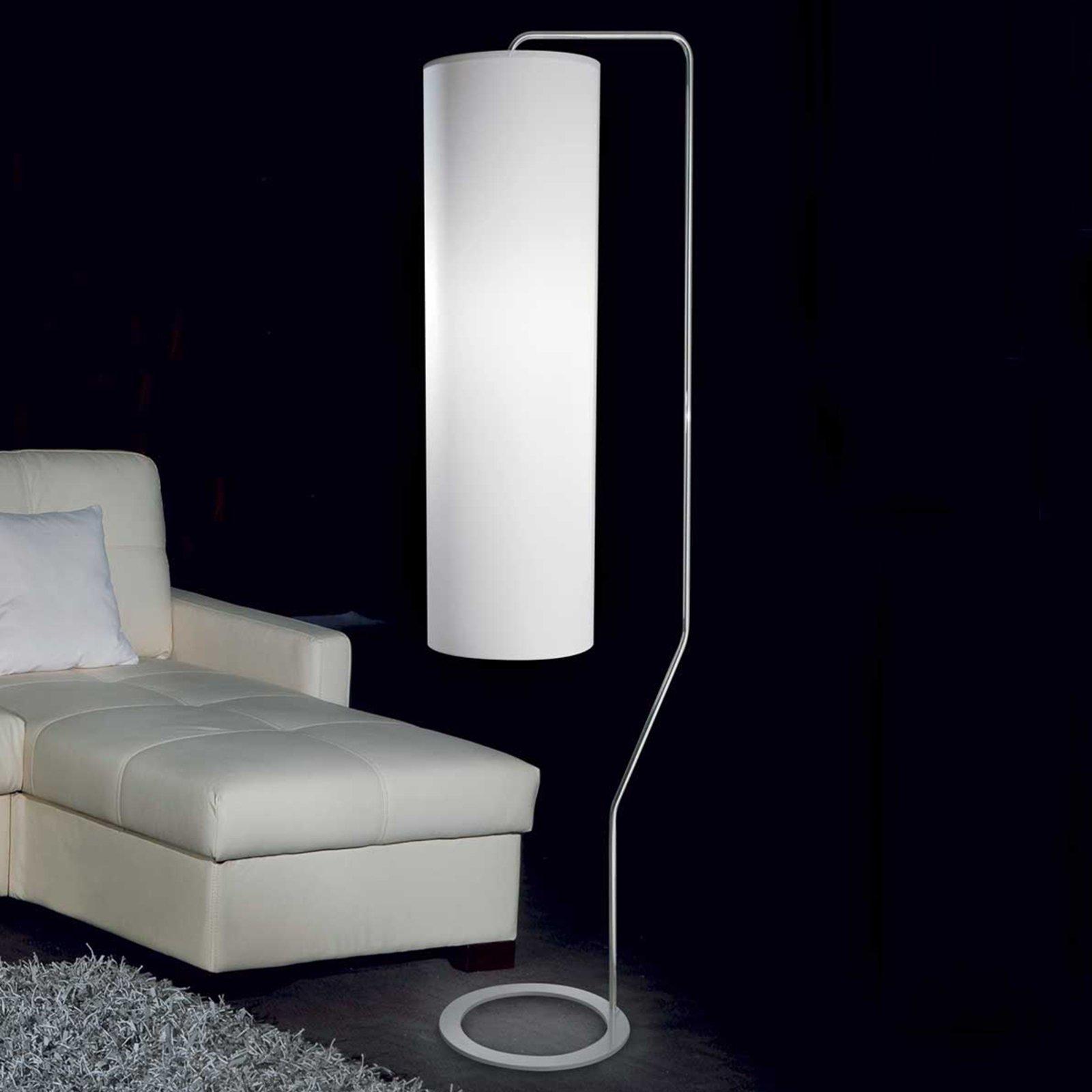 Moteriktig stålampe Trendy