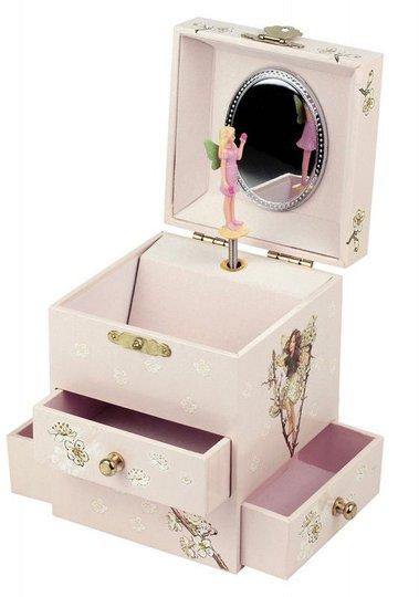 Trousselier Smykkeskrin Fairy Cherry Flower Fairies