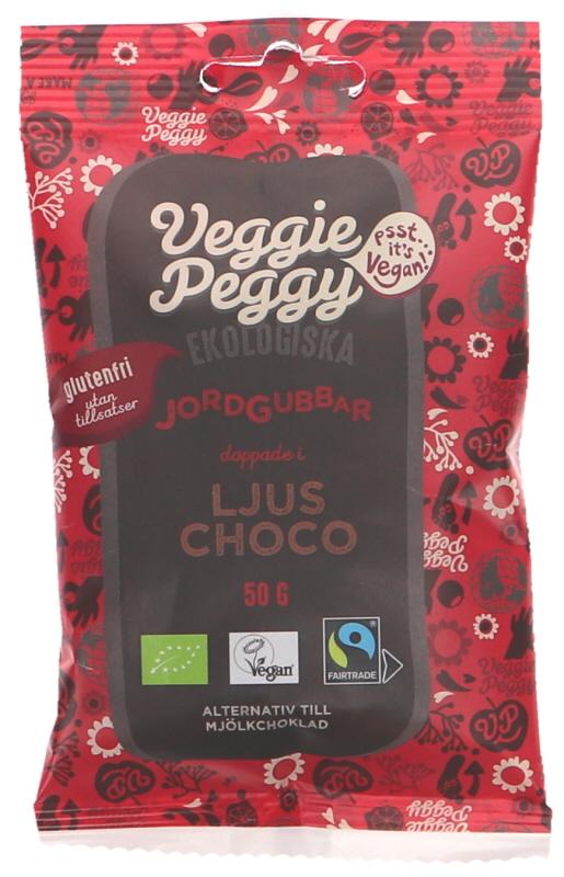 Eko Jordgubbar Choklad - 24% rabatt