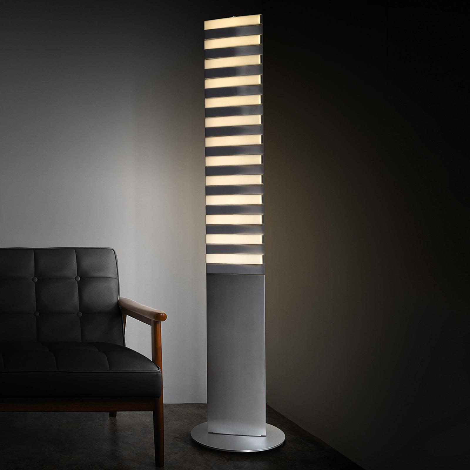 LED-lattiavalaisin Piano