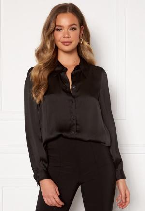 Happy Holly Trinity shirt blouse Black 52/54