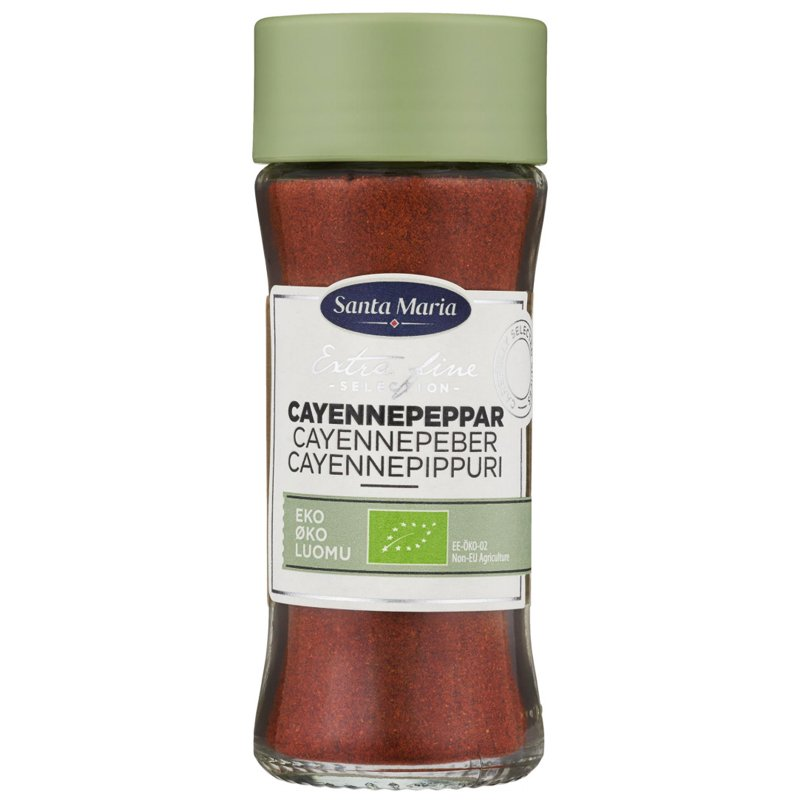 Luomu Cayennepippuri 40g - 56% alennus