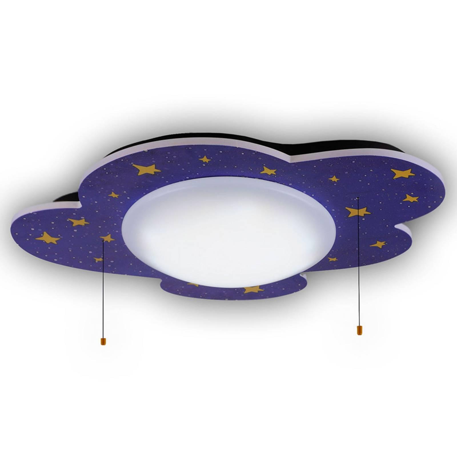 Tähtitaivas-LED-kattovalaisin HCL-toiminnolla