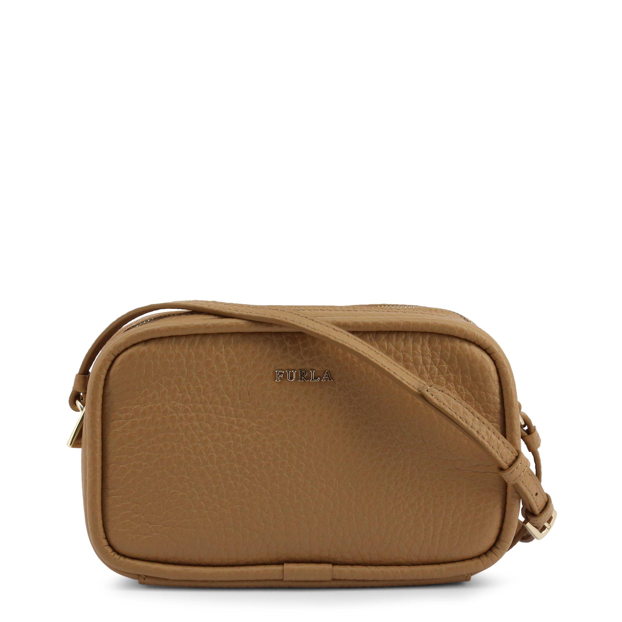 Furla Women's Crossbody Bag Various Colours LILLI_EAX8 - brown-1 NOSIZE