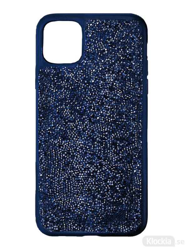Swarovski Glam Rock Smartphone Case with Bumper iPhone® 12/12 Pro, Blue 5599181