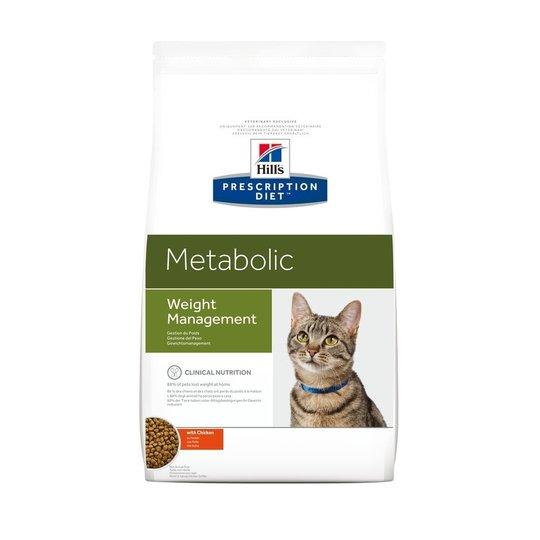 Hill's Prescription Diet Feline Metabolic Weight Management Chicken (1,5 kg)