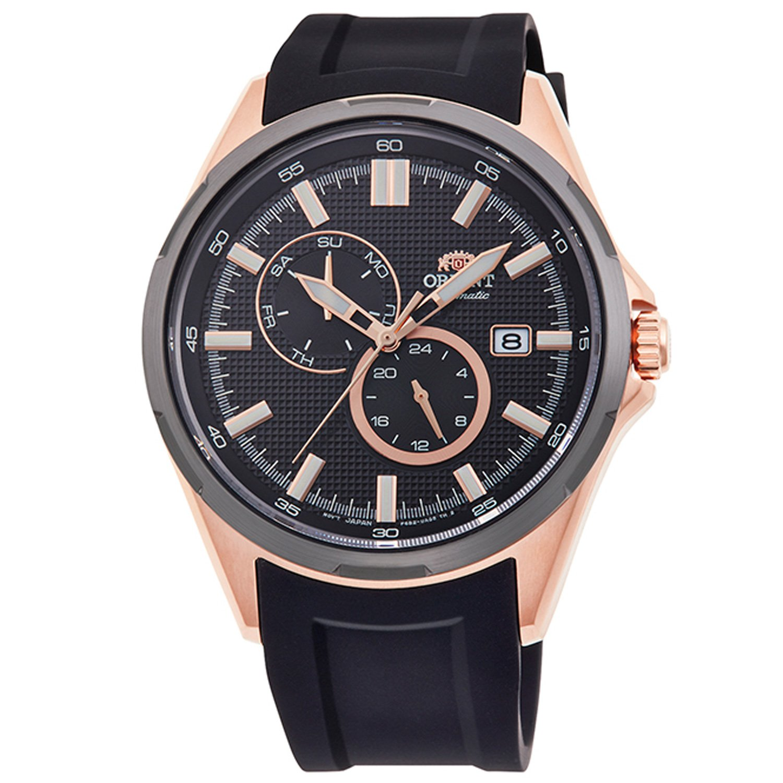 Orient Men's Watch Rose Gold RA-AK0604B10B