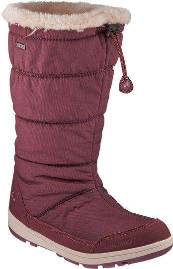 Viking Amber Vinterstøvler, Wine 29