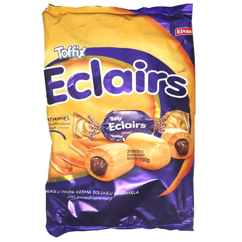 Karameller Eclairs - 51% rabatt