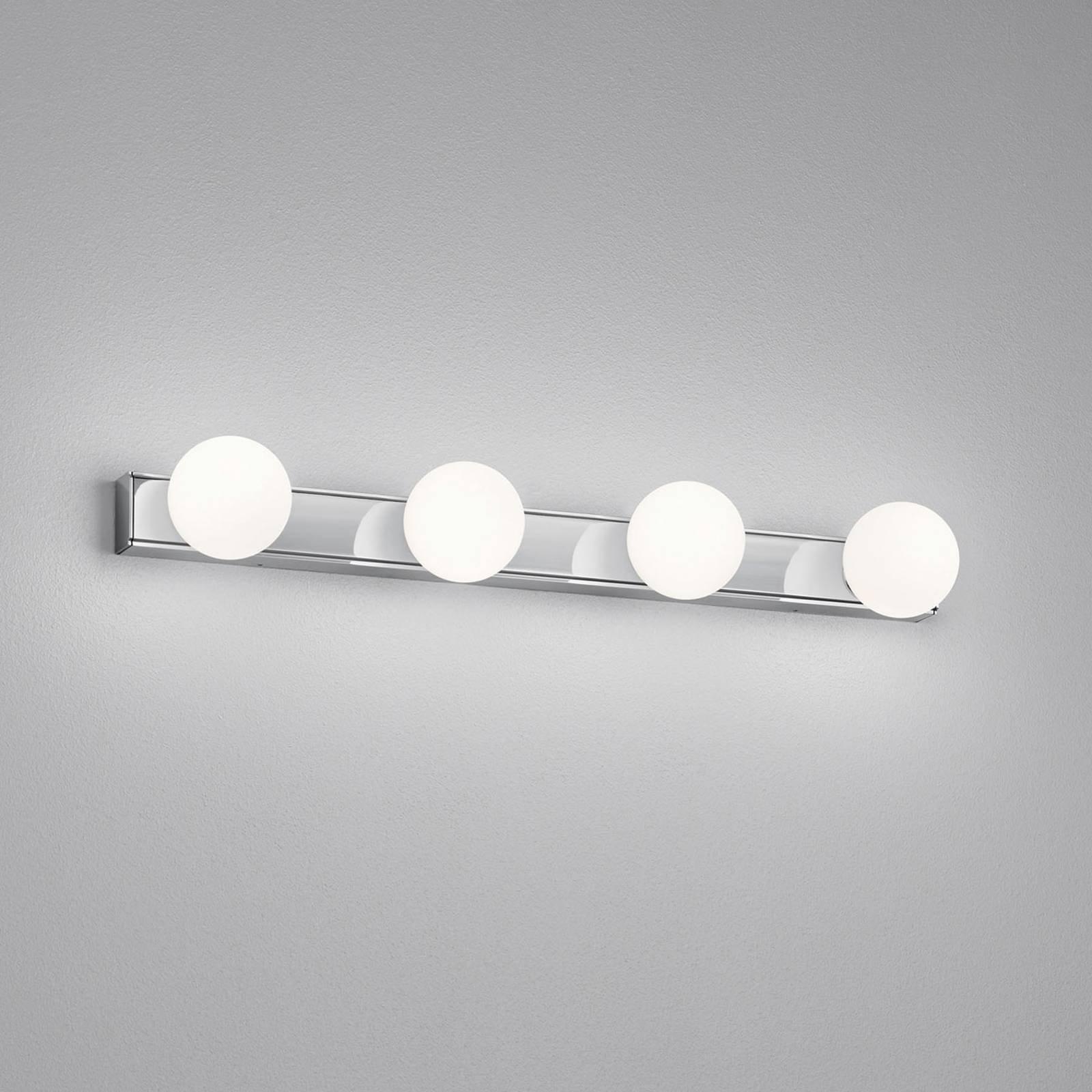 Helestra Lis LED-speillampe, 4 lyskilder