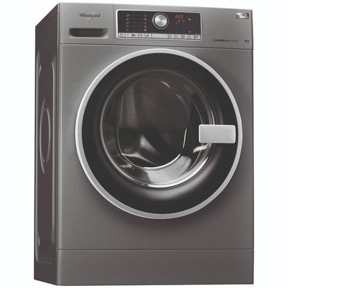 Whirlpool Awg812s/pro Tvättmaskin - Svart/silver