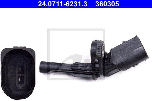ABS-anturi ATE 24.0711-6231.3