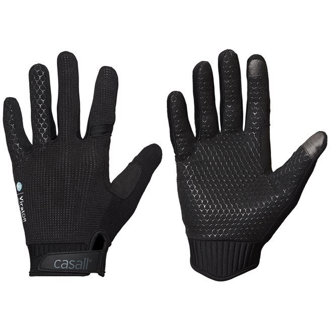 Casall Long Finger Glove Viraloff, Träningshandskar