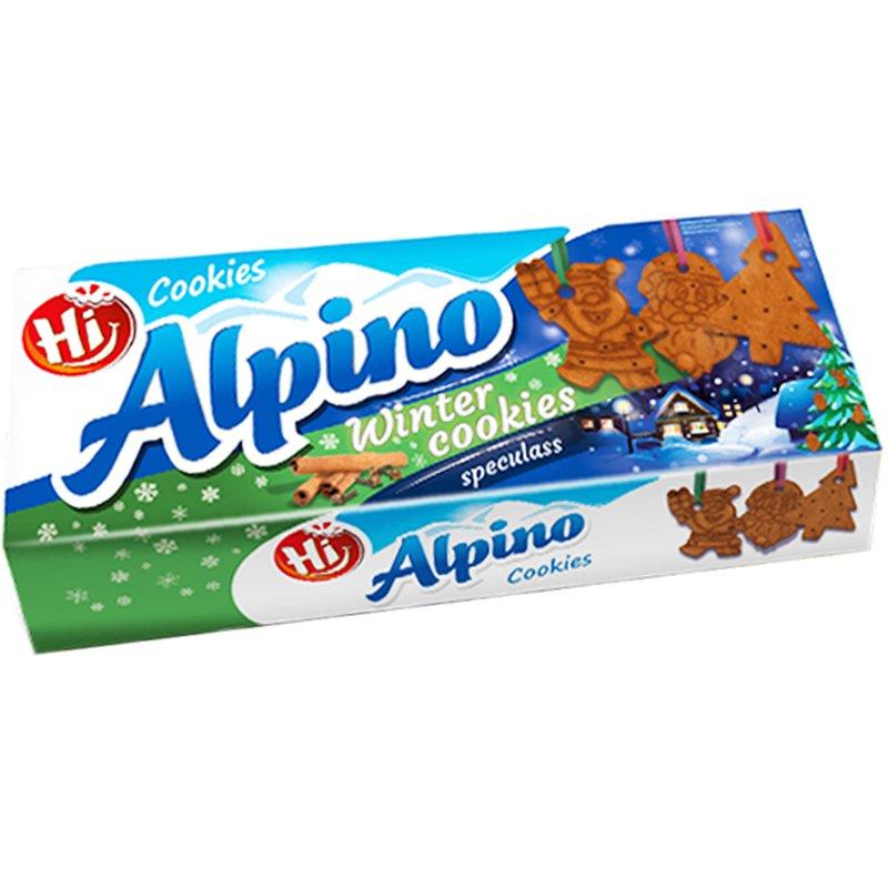 """Keksit """"Winter cookies"""" 150 g - 34% alennus"""