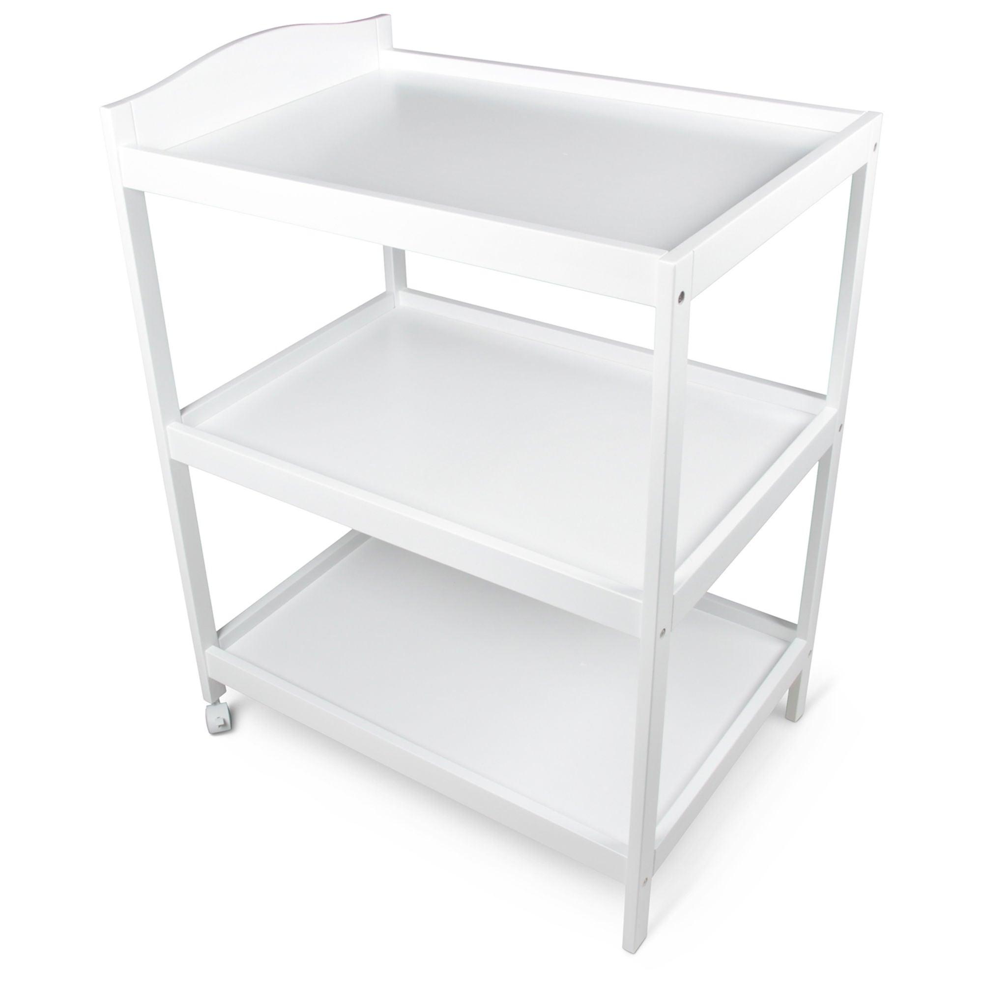 JLY Dream Basic Hoitopöytä, Valkoinen