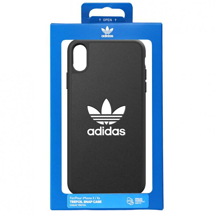 Puhelinkuori Adidas Classics Trefoil iPhone X & Xs - 60% alennus