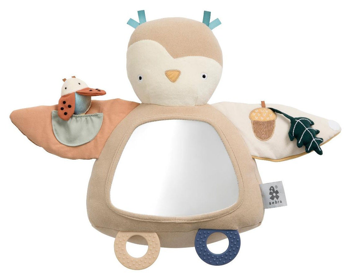 Sebra Aktivointilelu, Blinky The Owl