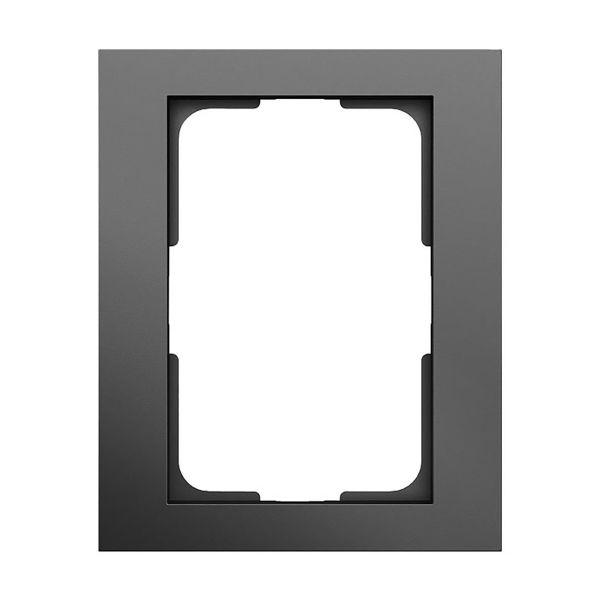 Elko Plus Yhdistelmäkehys 2-osainen, 1 lokero Musta