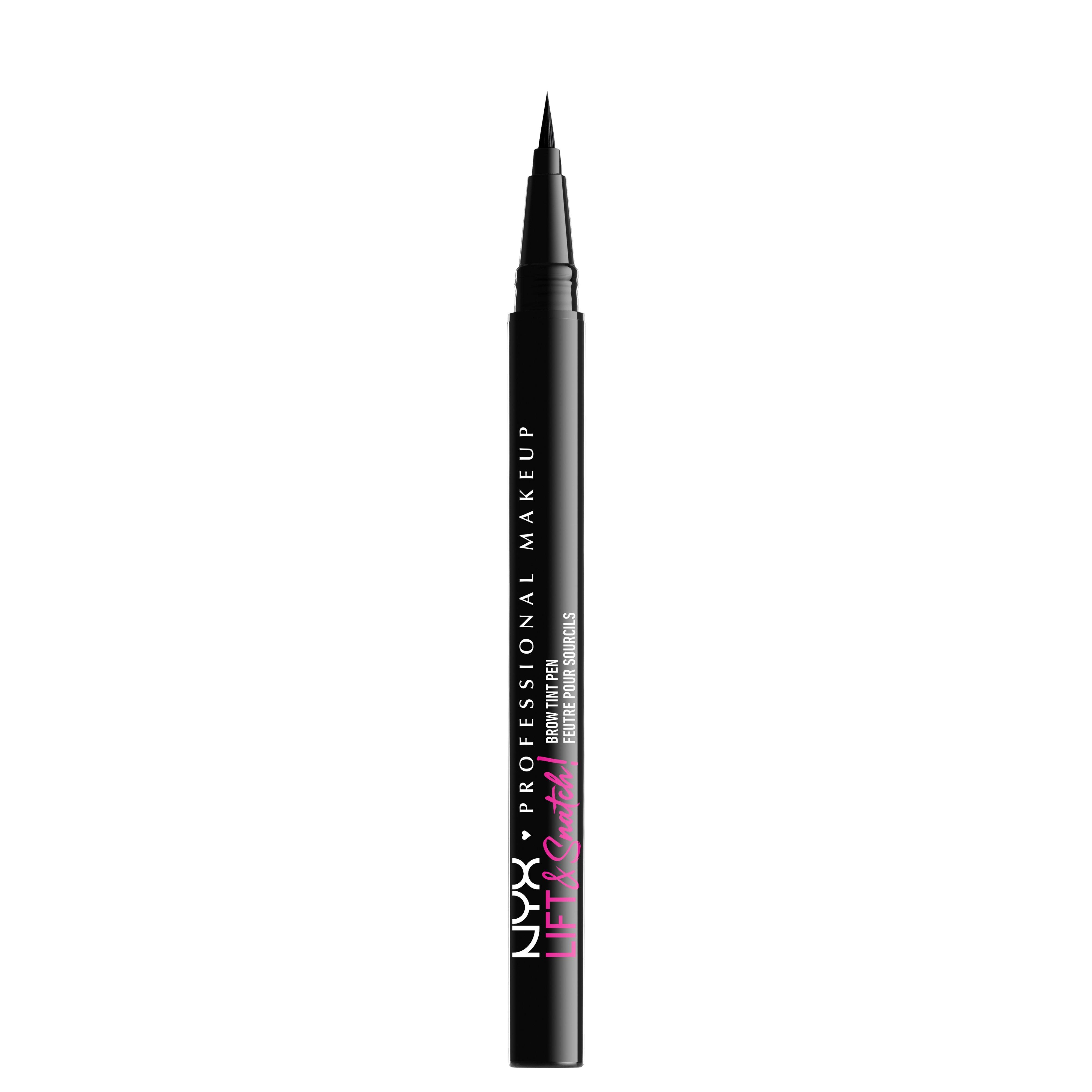 NYX Professional Makeup - Lift & Snatch! Brow Tint Pen - Black