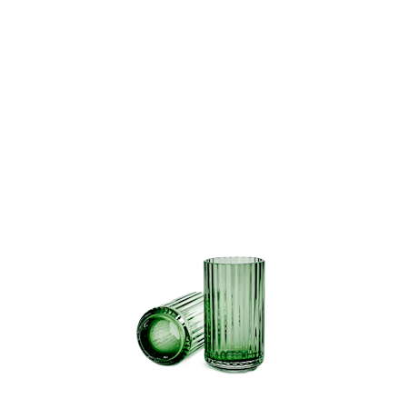 Vase Munnblåst Glass Copenhagen Green 12,5cm