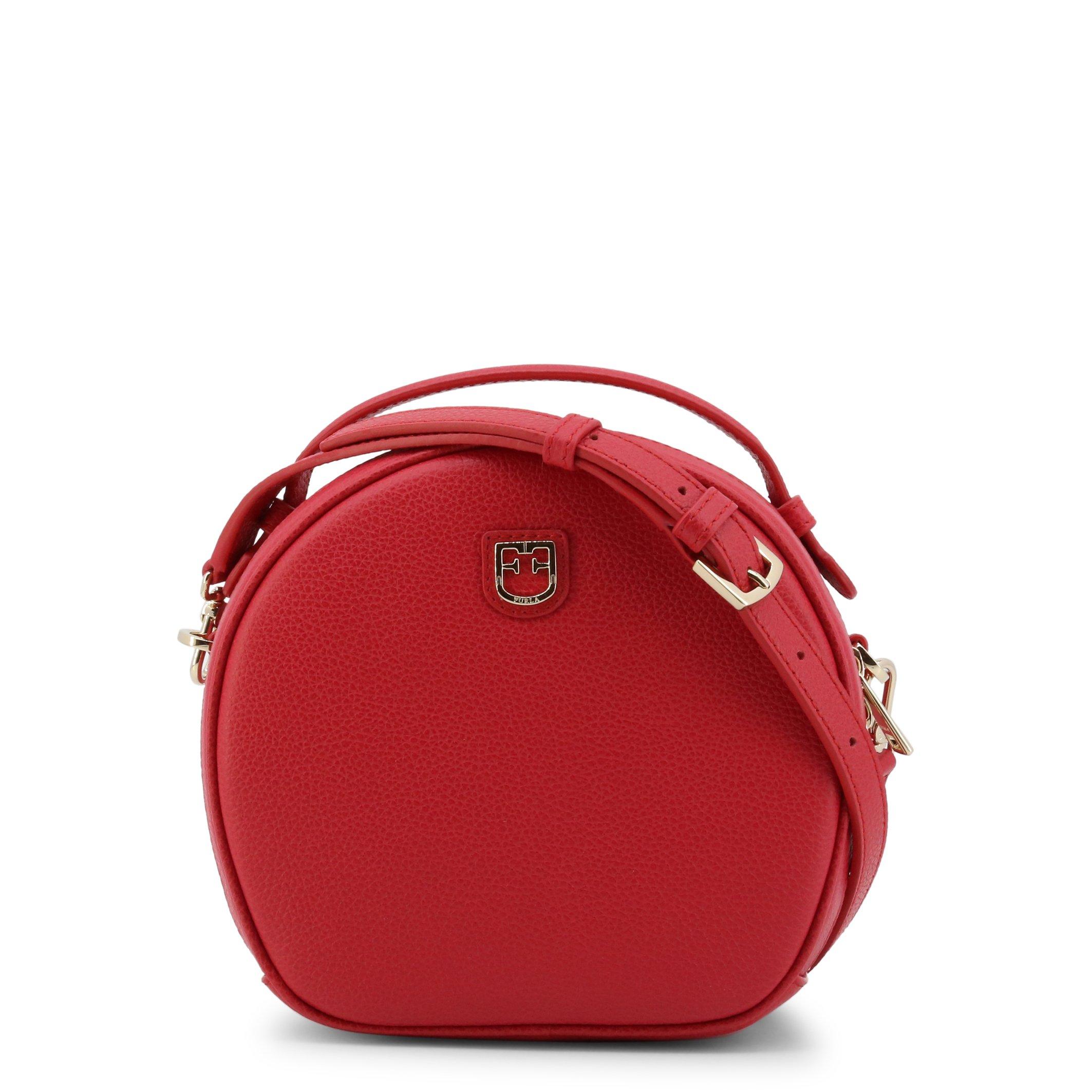 Furla Women's Handbag Various Colours DOTTY_WB00107 - red NOSIZE