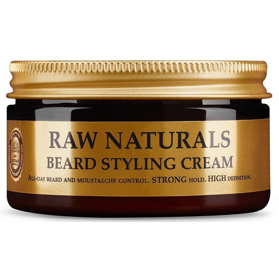 Beard Styling, 100 ml Raw Naturals by Recipe for Men Partaöljy ja partavaha