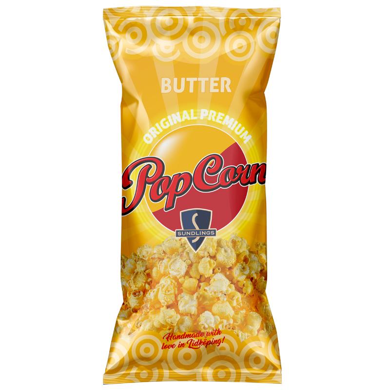 Popcorn Smör - 22% rabatt