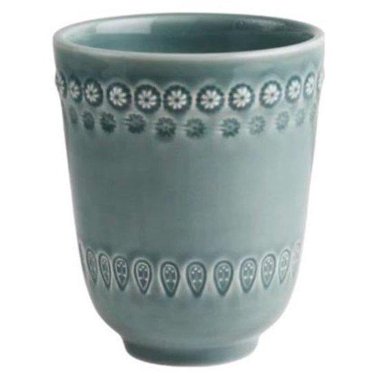 PotteryJo Daisy Mugg 2 st, Cement
