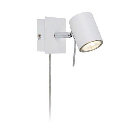 Hyssna LED Vegglampe Hvit