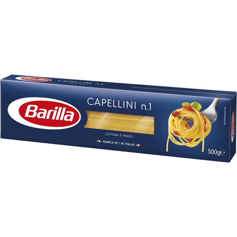 """Pasta """"Capellini"""" 500g - 26% rabatt"""